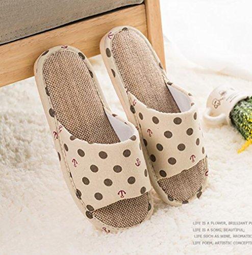 Decoración Point Familia Wave 36 SHANGXIAN 37 Cómodo C Zapatos Diseño De Zapatilla Zapatilla D Chancletas Sandalias pfwxaYn