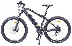 EASYBIKE E-Bike E-MTB Elektofahrrad PEDELEC M3 600 26 Zoll Bereifung 11Ah...
