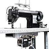 Sailrite Fabricator Industrial Straight Stitch Sewing Machine with Table & Workhorse Servo Motor