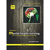 PV TEXTBOOK OF MENTAL HEALTH NURSING B.SC (N) 3RD YEAR