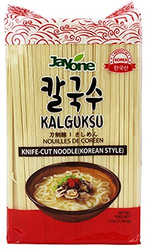 Jayone Korean Kalguksu Noodles, 3 Pound by Jayone