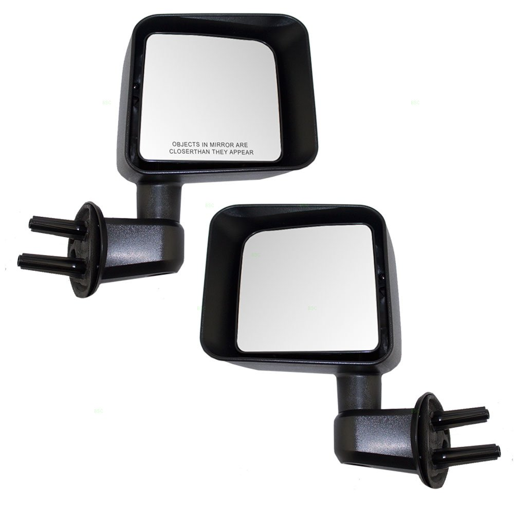"Best Side Mirrors For ""Doors Off"""