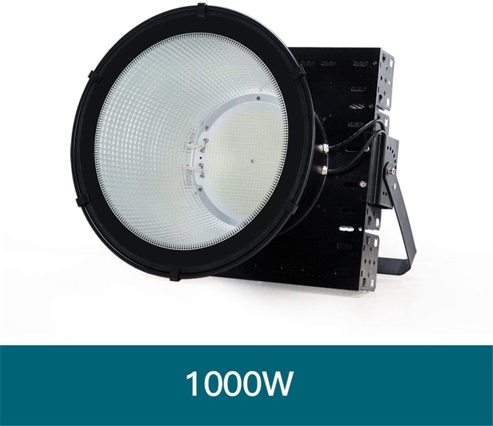 HJWL Proyectores Led Exterior, Super Brillante Araña de Luces LED Impermeable Luces de Seguridad Almacén de fábrica Foco Proyector LED