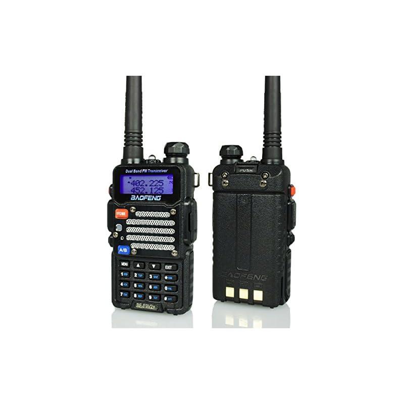 Baofeng Radio US BF-F9 V2+ 8-Watt Hi-Pow