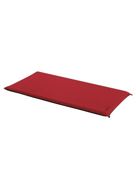 Trangoworld Confort Lite Colchoneta Saco, Unisex, Rojo/Antracita, Talla única: Amazon.es: Deportes y aire libre