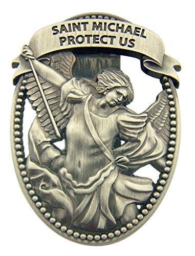 Archangel Saint Michael Protect Us 2 1/4