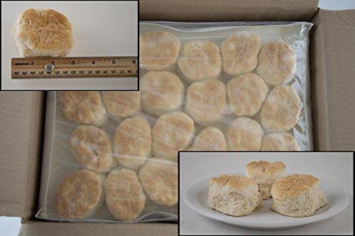 Pillsbury Frozen Golden Buttermilk Baked Biscuits, 2.25 oz., (120 count)