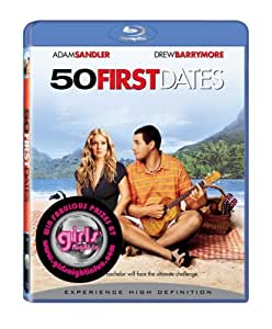 50 First Dates - BD Girls Night In Sticker [Blu-ray]