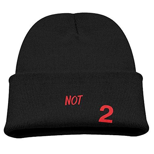 Babala God's Not Dead 2 Children Knitted Beanie Cap Hat Knit Skully Hat Black (Schwarzenegger Xxl)