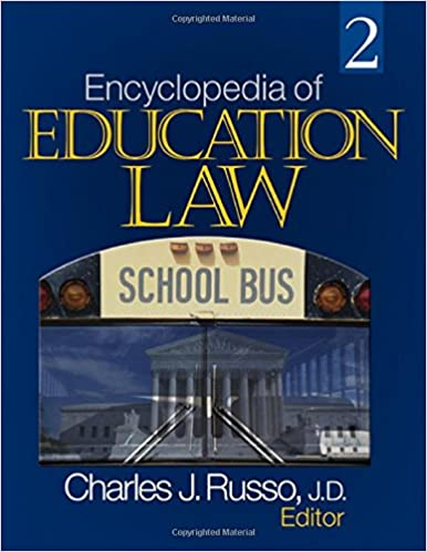 Image result for encyclopedia of education law""