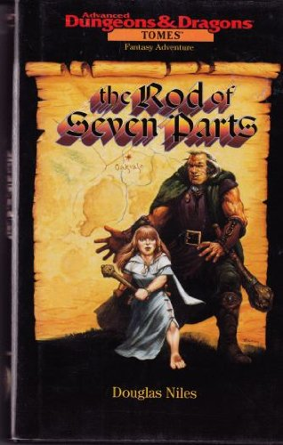 - The Rod of Seven Parts (Advanced Dungeons & Dragons Tomes)