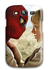 New Style Mary David Proctor Spider Man And Gwen Stacy Premium Tpu Cover Case For Galaxy S3