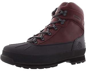 e35658dbd5c Amazon.com | Timberland Baby Euro Hiker Shell Toe Fashion Boot ...
