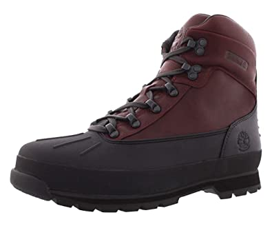 0a01653fcdc Timberland Men s Shell-Toe WP Euro Hiker Boot