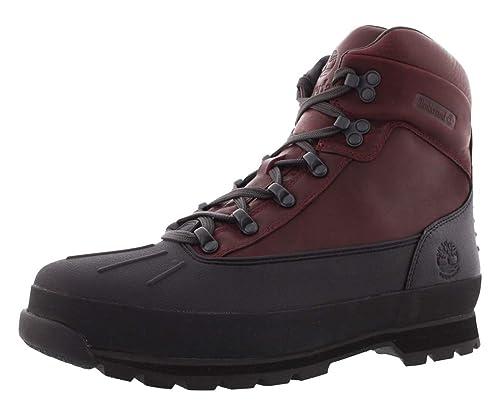Timberland Mens Euro Hiker Shell Toe WP Boot  Amazon.co.uk  Shoes   Bags e6574aef78c