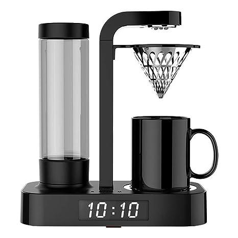 Amazon.com: Cafetera colador de acero inoxidable americano ...