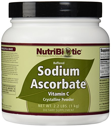 Nutribiotic Sodium Ascorbate Powder Pound product image