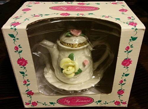 Teapot Hinged - 5