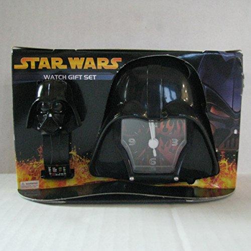 Star Wars Darth Vader Wrist Watch and Clock Gift Set - Kansas Wrist Watch