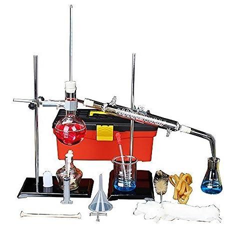 Kit de destilador de agua destilador de aceite esencial de ...