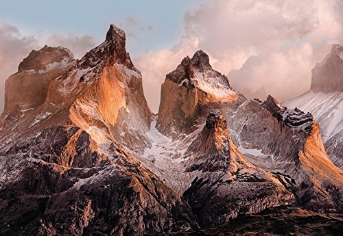 Komar 4 530 254 X 184 Cm National Geographic Chile Torres
