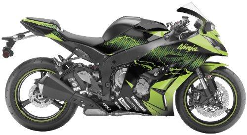 Ninja Street Bike - 1