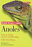 Anoles: Facts & Advice on Care and Breeding