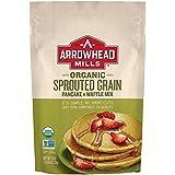 Arrowhead Mills Organic Sprouted Grain Pancake & Waffle Mix, 26 oz.