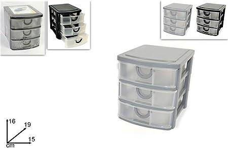 Cassettiere Plastica Per Minuterie.Vetrineinrete Cassettiera In Plastica Multiuso Portaoggetti Porta