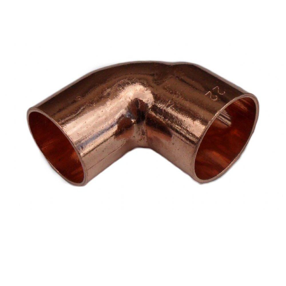 Bulk Hardware BH03078 Coude mâ le femelle de 45 degré s de raccord d'extré mité , 22 mm Bulk Hardware Limited