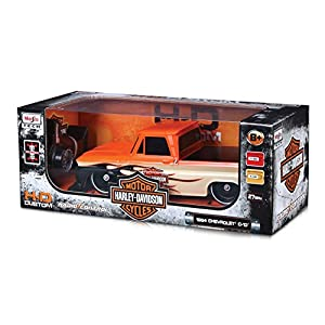 Maisto Harley-Davidson Custom 1964 Chevy C-10 Truck Radio Control Vehicle (1:16 Scale)