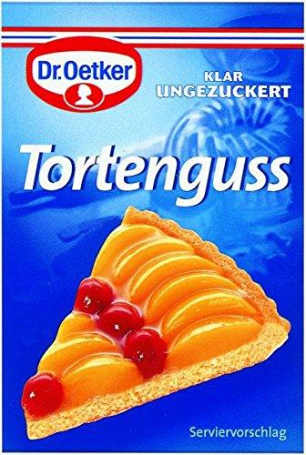 Dr. Oetker Tortenguss Klar (Clear Cake Glaze )- 3 pack