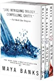 By Maya Banks Maya Banks Breathless Trilogy Boxed Set (Box)