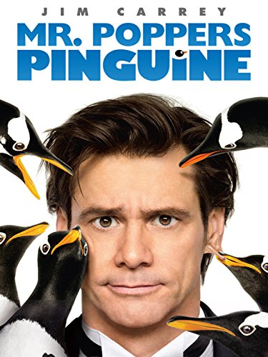 Filmcover Mr. Poppers Pinguine