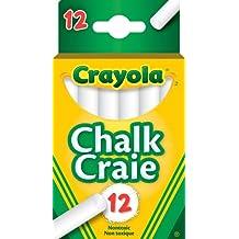 Crayola 12 Swan White Chalk