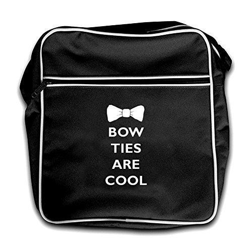 Dressdown Retro Red Are Ties Bag Bow Cool Flight Black rqwrFU