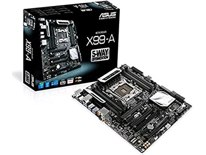 Asus X99-A Driver for Windows 8
