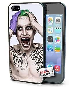 Super The Joker iPhone 5 / 5S case Leto Suicide Squad Batman ()