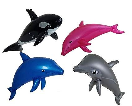 Amazon.com: Delfines piscina y playa juguetes Bundle by ...
