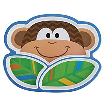 Bandeja de melamina, Mono