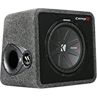 KICKER 40VCWR122 12 1000W Loaded Car Audio Subwoofer+Sub Box Enclosure VCWR122