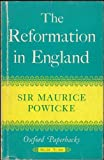 img - for Reformation in England (Oxford Paperbacks) book / textbook / text book