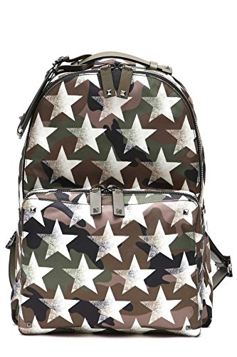 Price comparison product image Valentino Garavani Men's My2b0340nydu41 Multicolor Polyamide Backpack