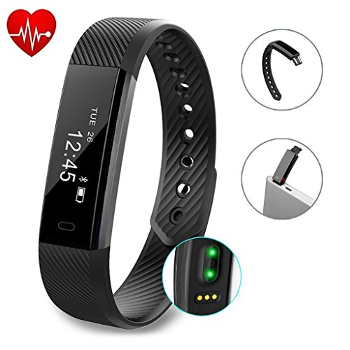 Smart Bracelet Intelligent Blood Pressure Monitors Green - 9