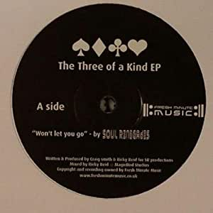 3 of a Kind Ep