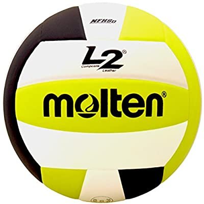 Molten Premium Competition L2 Volleyball, NFHS Approved from Molten USA