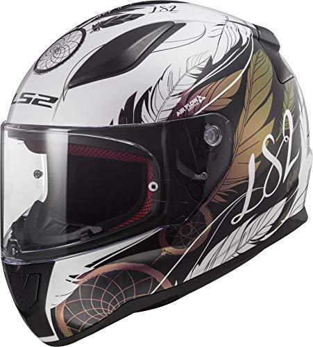 LS2 Helmets Motorcycles & Powersports Helmet's Full Face Rapid Dream Catcher Chameleon Paint X-Large