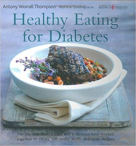 Healthy Eating for Diabetes (Healthy Eating Series)