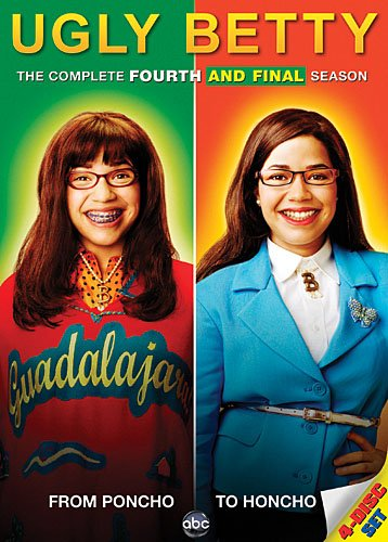 DVD : Ugly Betty: The Complete Fourth And Final Season (Subtitled, Dolby, AC-3, O-Card Packaging, Widescreen)