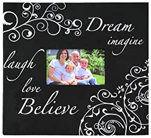 Pinnacle Frames and Accents Dream and Believe 20 Page 12x12 Scrapbook Photo Album
